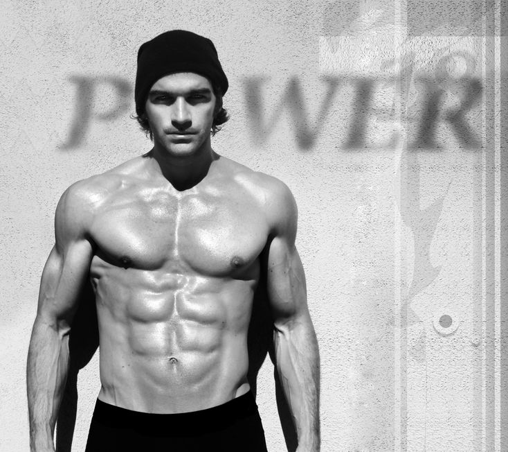 テストステロン増やす男性イメージ