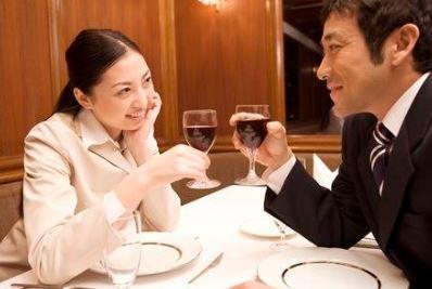 食に対する嗜好やペースが近い男女